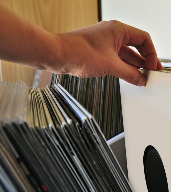 Unser Service - Schallplatten Ankauf Berlin