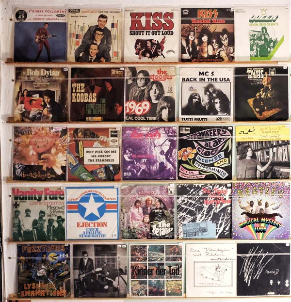 Wir suchen - Schallplatten Ankauf Berlin